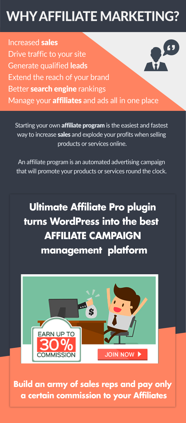 Ultimate Affiliate Pro WordPress Plugin - 5