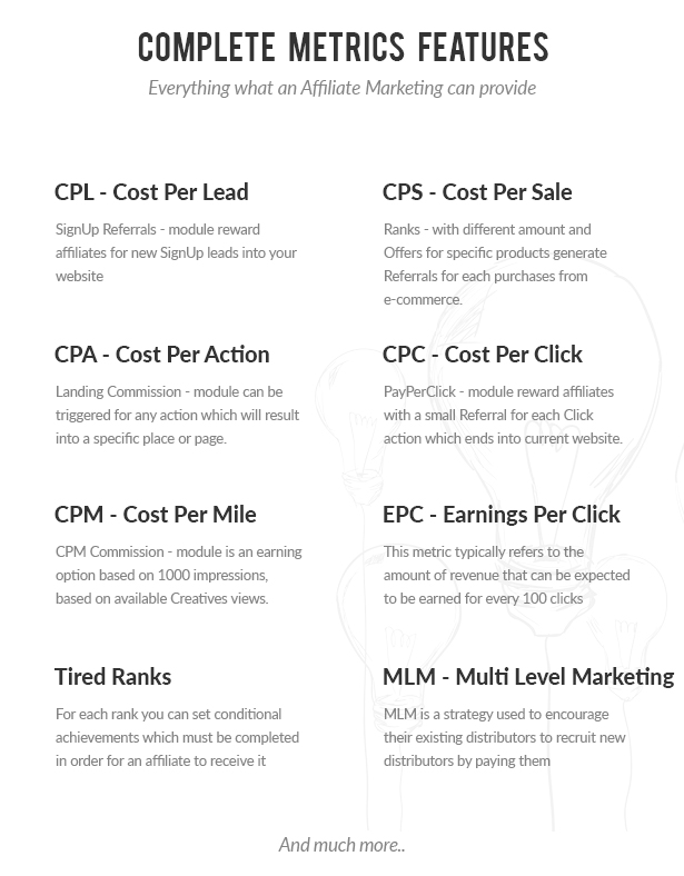 Ultimate Affiliate Pro WordPress Plugin - 12