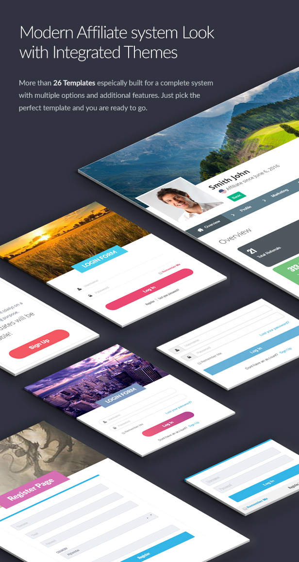 Ultimate Affiliate Pro WordPress Plugin - 55