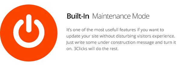 3Clicks   Responsive Multi-Purpose WordPress Theme - 13