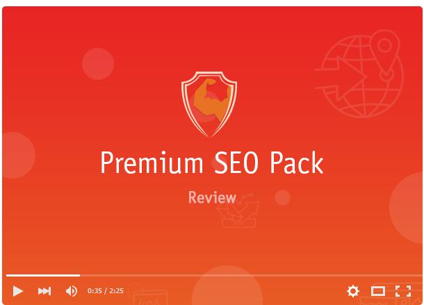 Premium SEO Pack – WordPress Plugin - 1