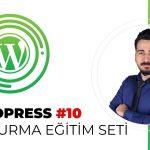 Wordpress Eğitim Seti - Wordpress Ders #10 - Wordpress Tema Türkçeleştirme