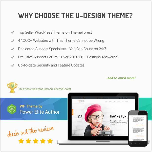 Why Choose uDesign