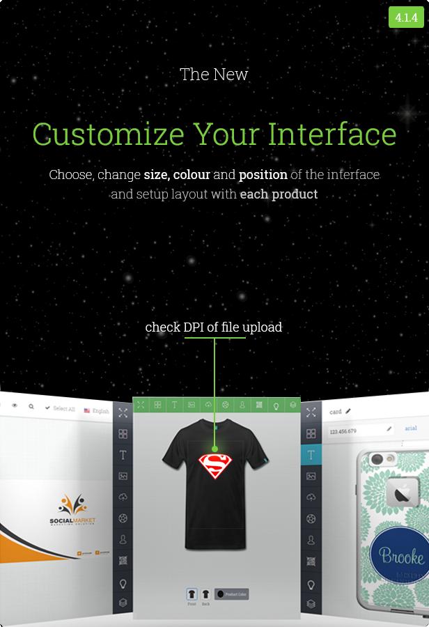 WooCommerce Custom Product Designer - 2