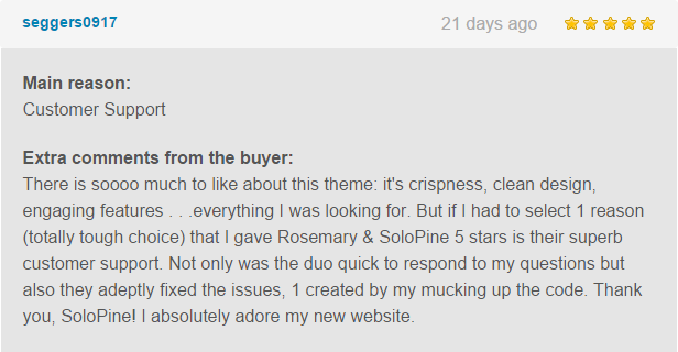 Rosemary - A Responsive WordPress Blog Theme - 2