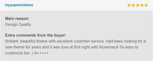 Rosemary - A Responsive WordPress Blog Theme - 5