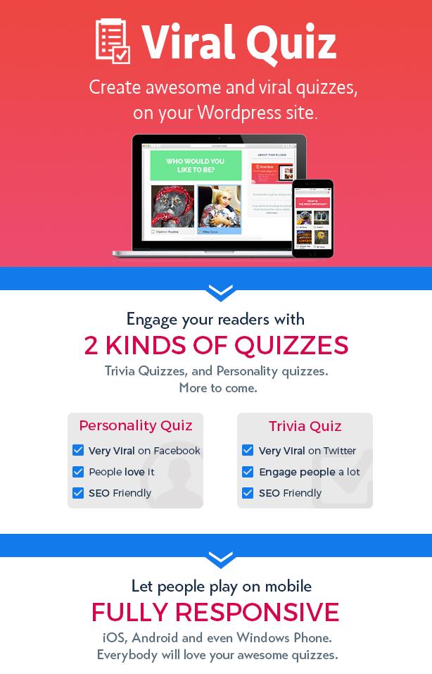 WP Viral Quiz Presentation