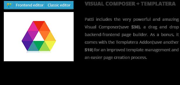 Patti - Parallax One Page WordPress Theme - 10