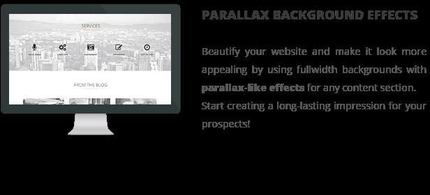 Patti - Parallax One Page WordPress Theme - 13