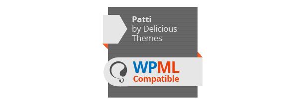 Patti - Parallax One Page WordPress Theme - 23