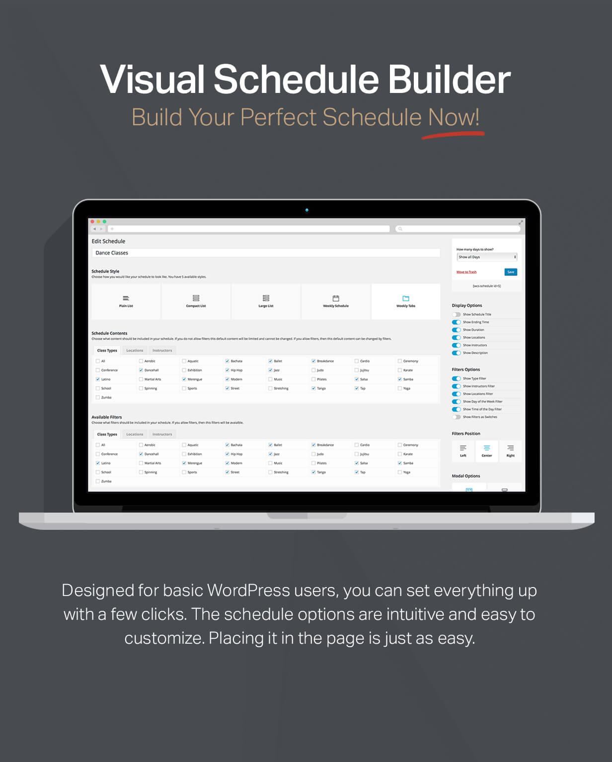 Events Schedule - WordPress Events Calendar Plugin - 8