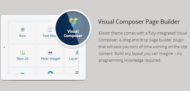 Elision - Retina Multi-Purpose WordPress Theme - 6