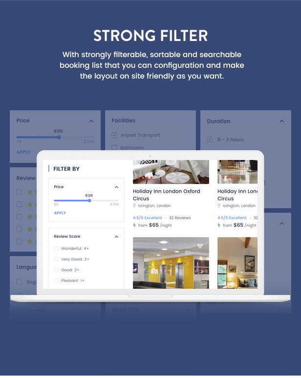 Travel Booking WordPress Theme - 21