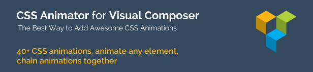 CSS Animator add-on for WPBakery Page Builder