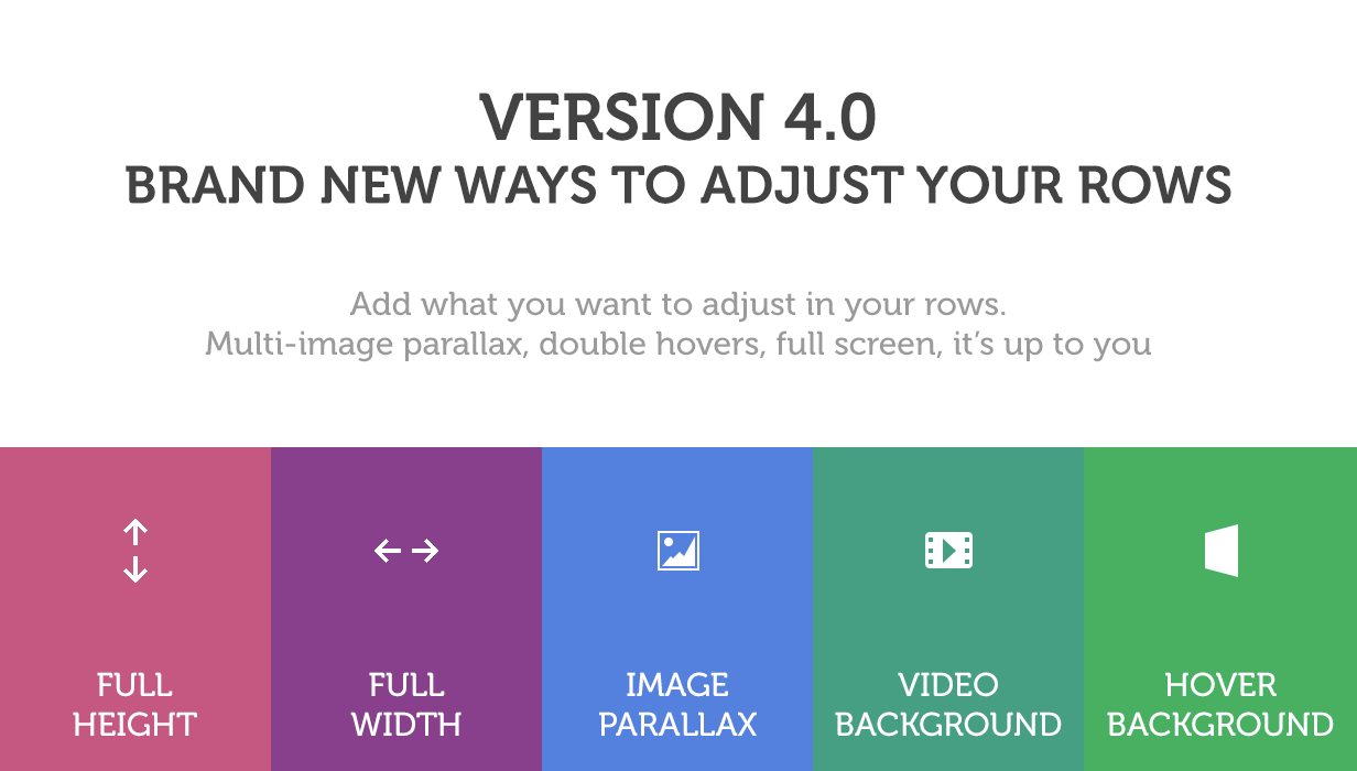 Video & Parallax Backgrounds For WPBakery Page Builder (formerly Visual Composer) - 2