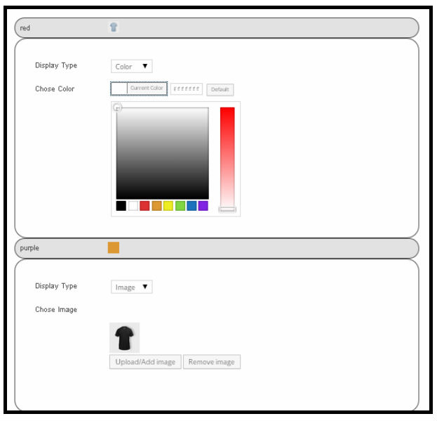 WooSwatches - WooCommerce Color or Image Variation Swatches - 5