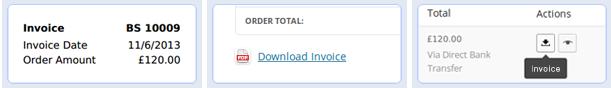 WooCommerce PDF Invoice - 4