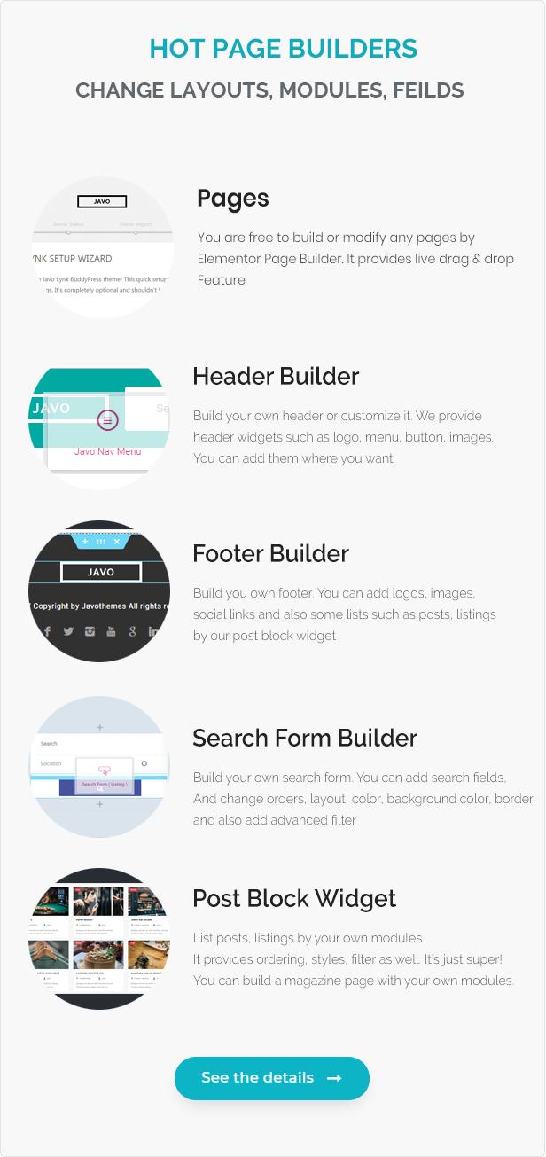 Javo Directory WordPress Theme - 6