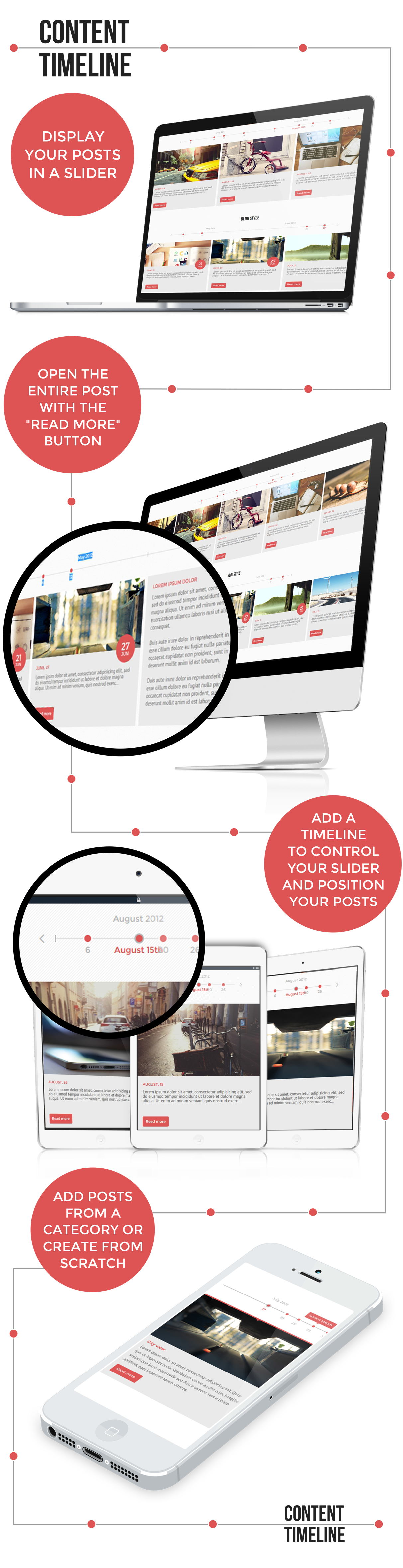 Connect WordPress Template
