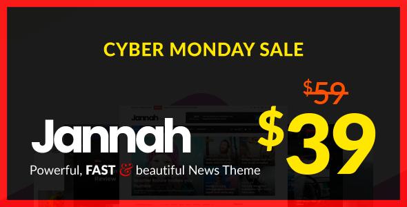 Jannah News - Newspaper Magazine News BuddyPress AMP