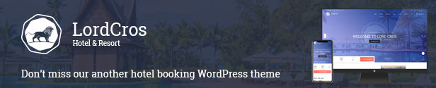 LordCros WordPress Theme