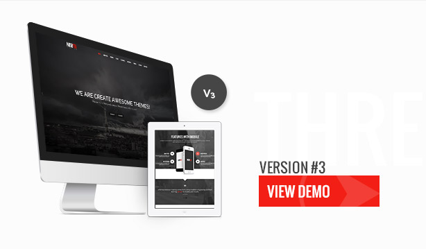 North - One Page Parallax Theme - 5