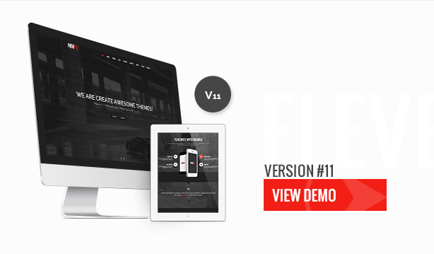 North - One Page Parallax Theme - 13