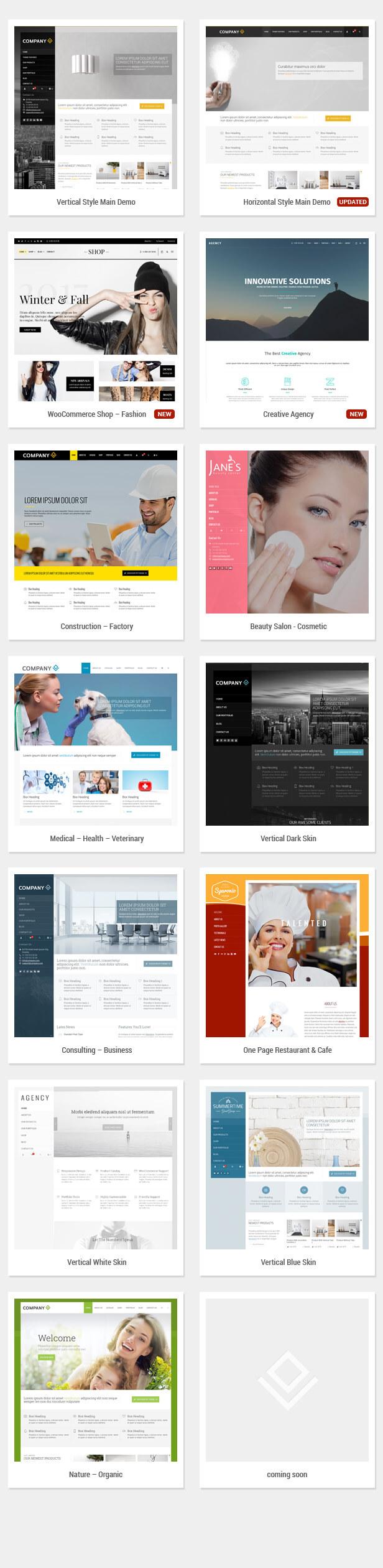 RT-Theme 19 | Multi-Purpose WordPress Theme - 2