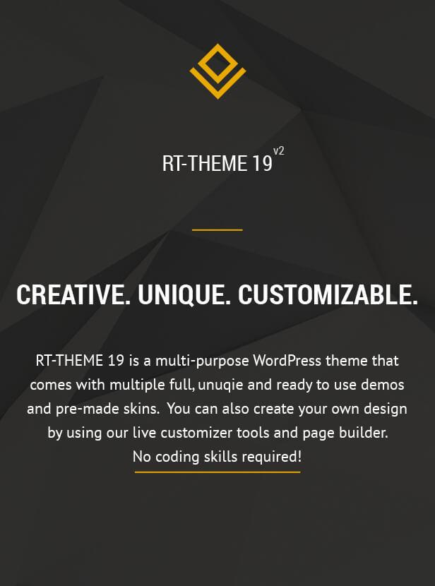 RT-Theme 19 | Multi-Purpose WordPress Theme - 1