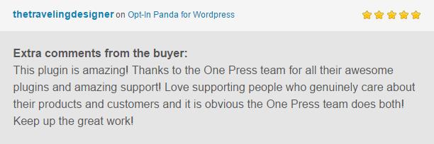 Opt-In Panda for WordPress - 14