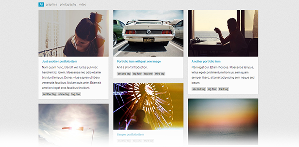 Website - Responsive WordPress Theme - 4