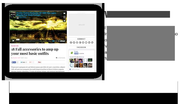 Video/Audio Posts