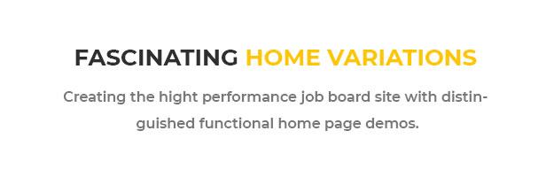 Jobmonster - Job Board WordPress Theme - 1