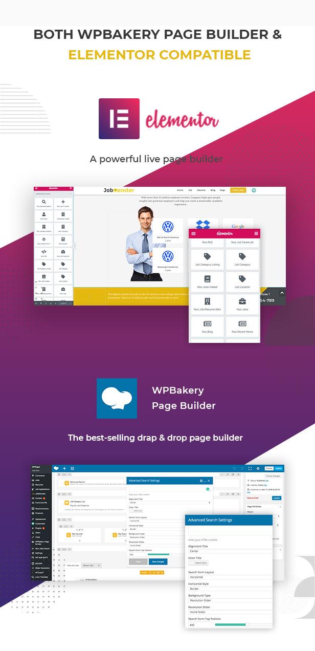 Jobmonster - Job Board WordPress Theme - 2