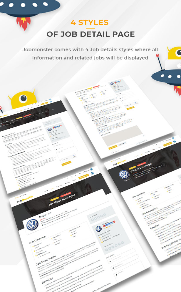 Jobmonster - Job Board WordPress Theme - 5