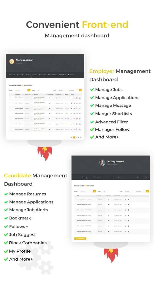 Jobmonster - Job Board WordPress Theme - 8