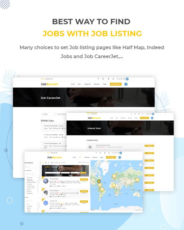 Jobmonster - Job Board WordPress Theme - 4
