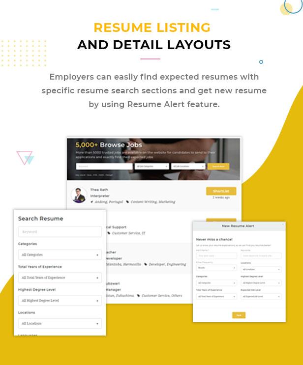 Jobmonster - Job Board WordPress Theme - 7
