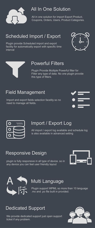 Woo Import Export - 3
