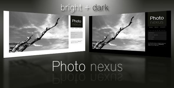 Photo Nexus | WordPress Theme