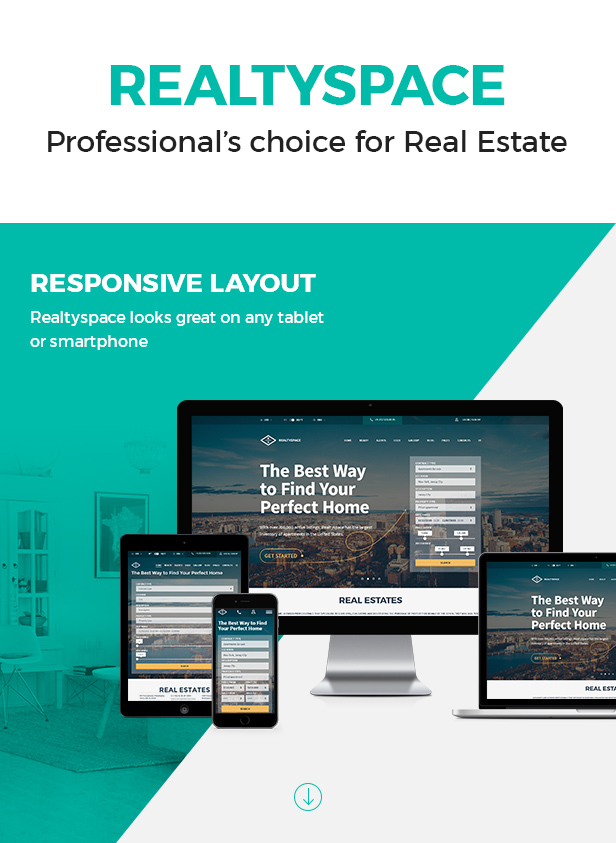 Realtyspace - Real estate WordPress Theme - 12