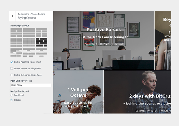 Ink — A WordPress Blogging theme to tell Stories - 4