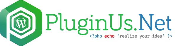PluginUs.Net - realize your idea