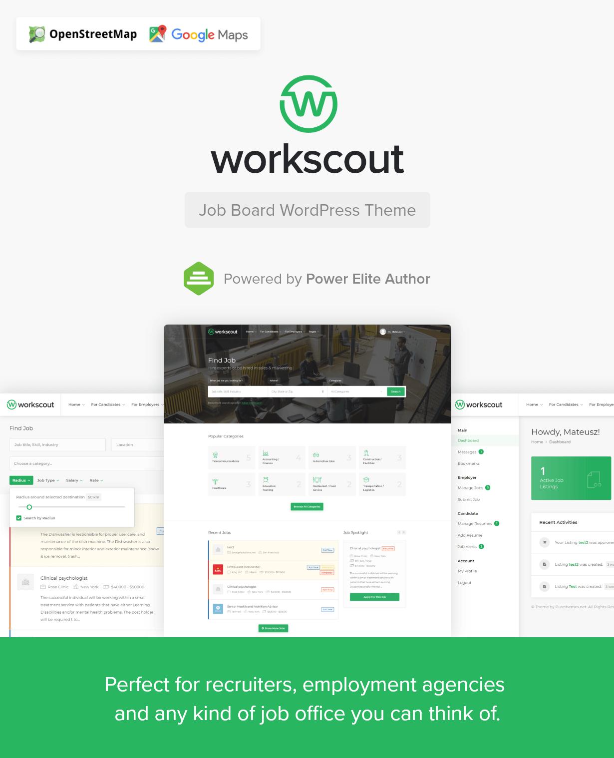WorkScout - Job Board WordPress Theme - 3