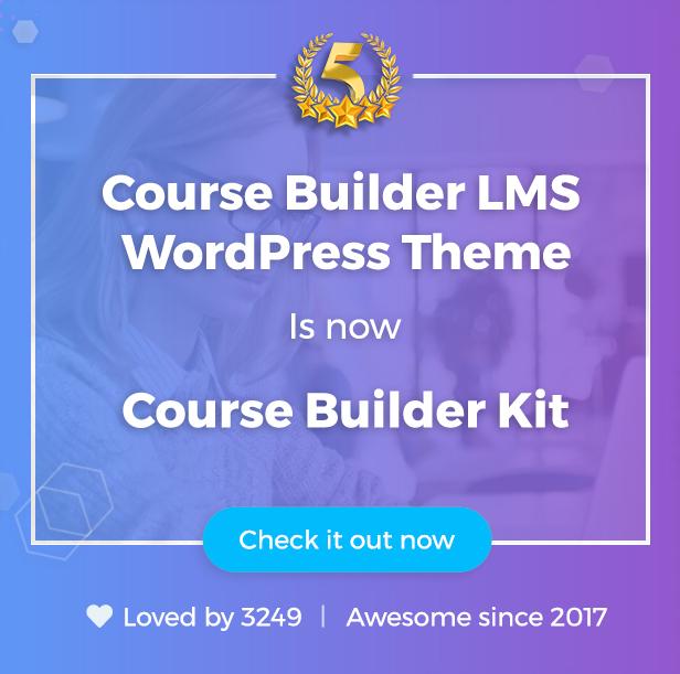 Course & LMS WordPress Theme | CBKit - 7