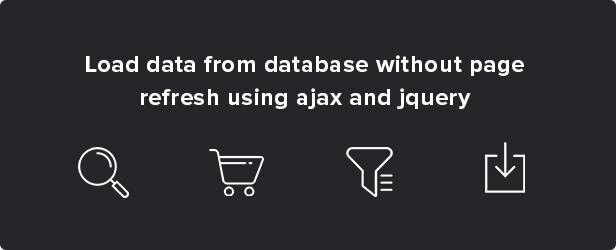 ajax functions