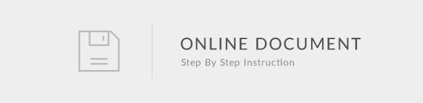 Online Documentation