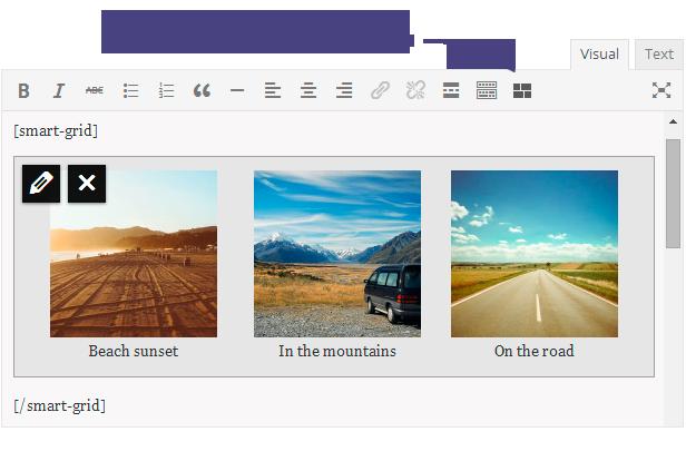 Responsive WordPress Grid Gallery Plugin
