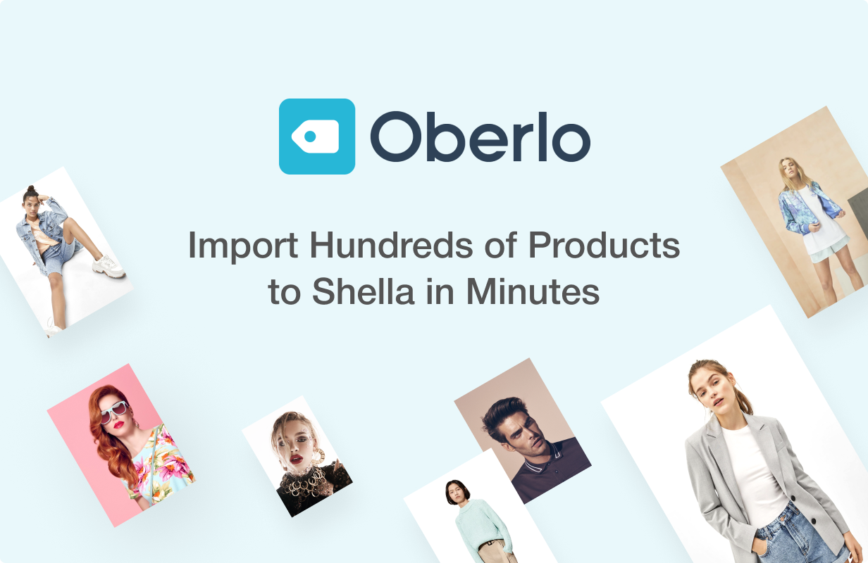 Import products with Oberlo