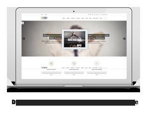 Division - Multipurpose WordPress Template